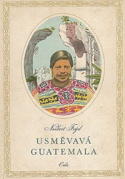 Usměvavá Guatemala obálka knihy