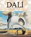 Dalí obálka knihy