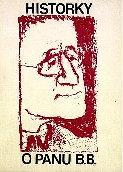 Historky o panu B. B. obálka knihy