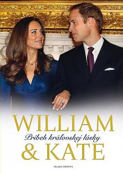William a Kate obálka knihy