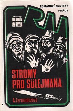 Stromy pro Sülejmana obálka knihy