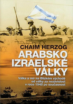 Arabsko-izraelské války obálka knihy