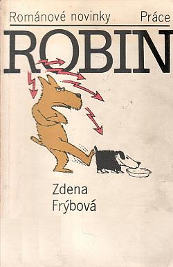 Robin obálka knihy