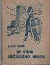 Ve stínu křižáckého hradu obálka knihy