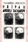 Případ Andrej Sacharov obálka knihy