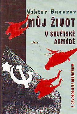 Můj život v Sovětské armádě obálka knihy