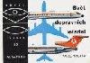 Svět dopravních letadel obálka knihy
