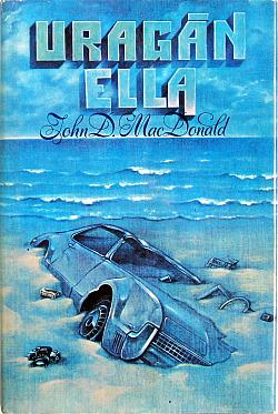 Uragán Ella obálka knihy
