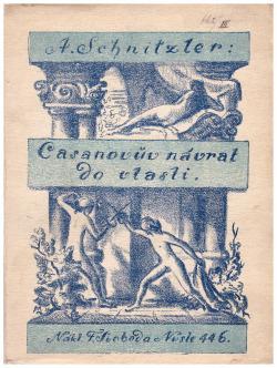 Casanovův návrat do vlasti