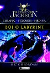 Boj o labyrint obálka knihy