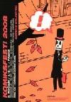Komiksfest! 2008 obálka knihy