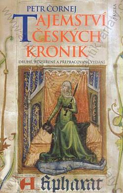 Tajemství českých kronik obálka knihy