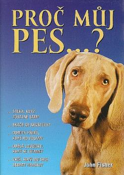 Proč můj pes...? obálka knihy