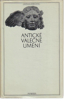 Antické válečné umění obálka knihy