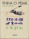 Kniha o písme