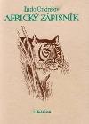 Obálka knihy Africký zápisník