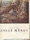 Josef Mánes obálka knihy