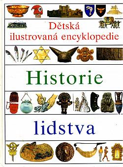 Historie lidstva obálka knihy