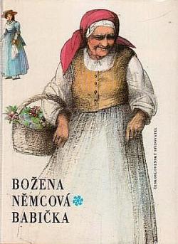 Babička obálka knihy