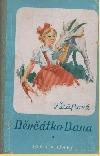 Děvčátko Dana obálka knihy