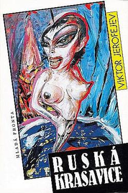 Ruská krasavice obálka knihy