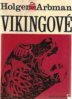 Vikingové obálka knihy