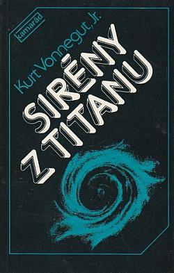 Sirény z Titanu obálka knihy