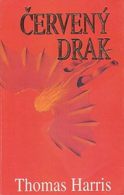 Červený drak obálka knihy