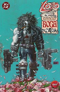 Lobo: Kontrakt na Boga obálka knihy