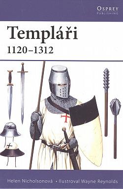 Templáři 1120-1312 obálka knihy