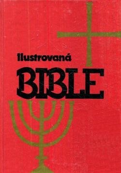 Ilustrovaná bible pro mládež obálka knihy