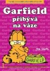Garfield přibývá na váze