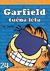 Garfield - tučná léta obálka knihy