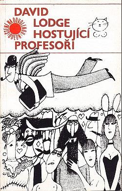 Hostující profesoři obálka knihy
