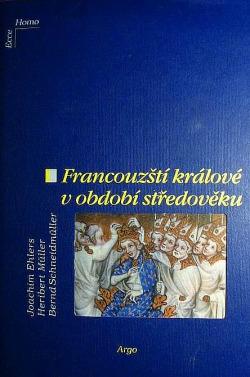 Francouzští králové v období středověku obálka knihy