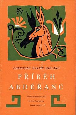 Příběh Abdéřanů obálka knihy