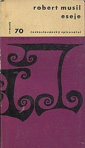 Eseje obálka knihy