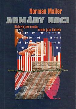 Armády noci obálka knihy