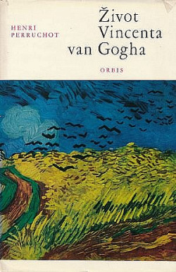 Život Vincenta van Gogha obálka knihy