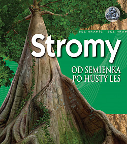 Stromy – Od semienka po hustý les obálka knihy
