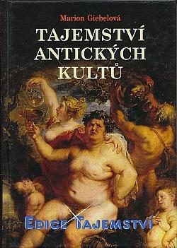 Tajemství antických kultů obálka knihy