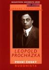 Leopold Procházka – první český buddhista obálka knihy