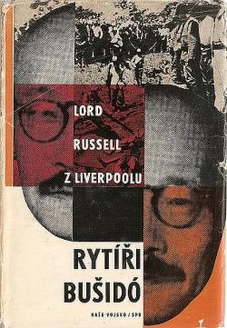 Rytíři Bušidó obálka knihy
