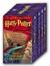 Harry Potter 1-4 (box) - První čtyři roky v Bradavicích