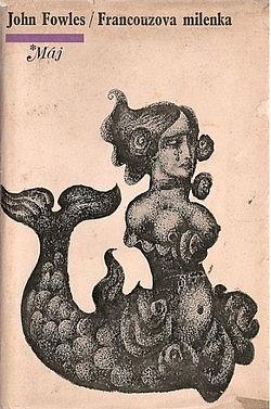 Francouzova milenka obálka knihy