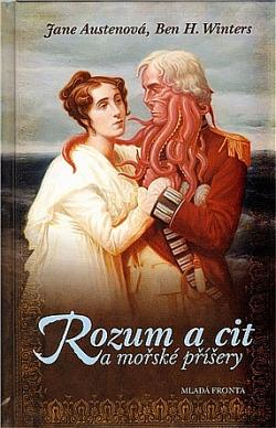 Rozum a cit a mořské příšery obálka knihy