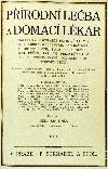 Přírodní léčba a domácí lékař I obálka knihy