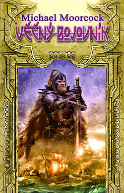 Věčný Bojovník obálka knihy