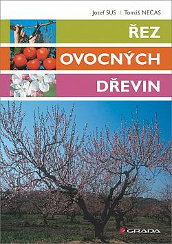 Řez ovocných dřevin obálka knihy