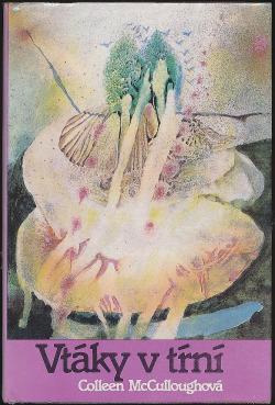 Vtáky v tŕní obálka knihy